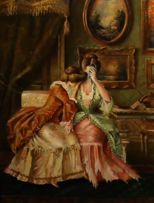 Now on YouTube Classic Oil Painting Sad ladies By Yasser Fayad ( step by step ) https://t.co/jXzF7zDujT https://t.co/WoiFk0XTGx
