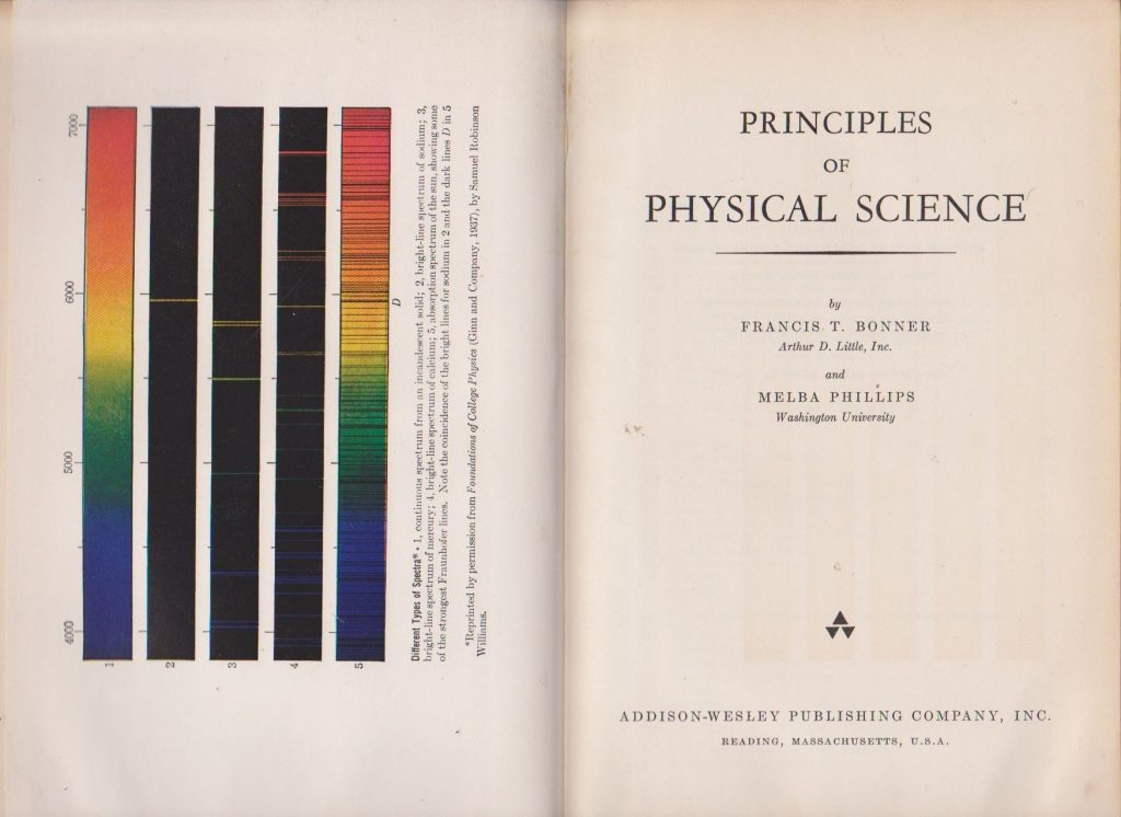 Investigations Foundations of Physical Science