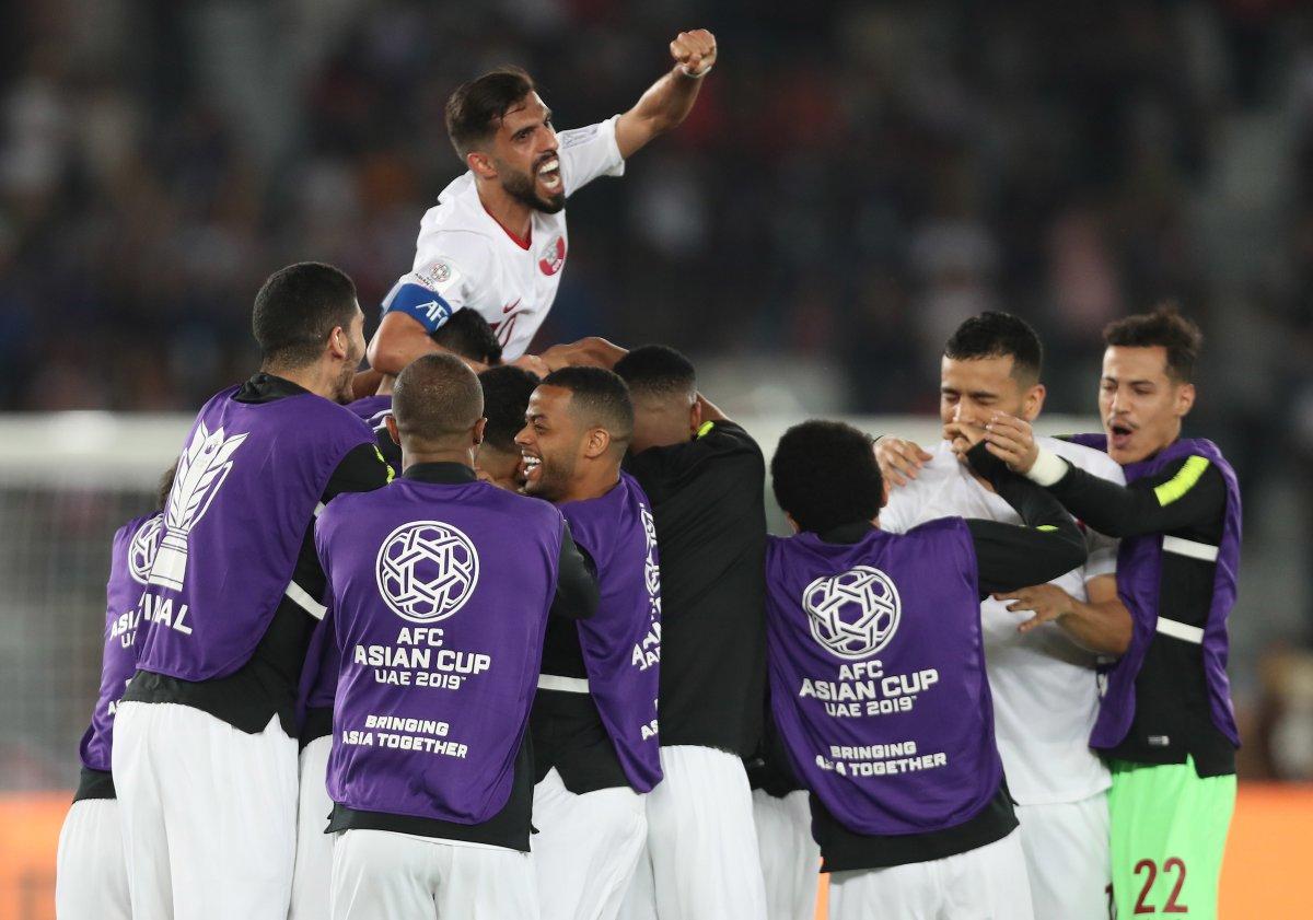 Video: Nhật Bản vs Qatar