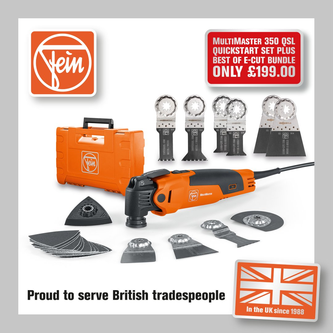 FEIN Power Tools UK on Twitter: