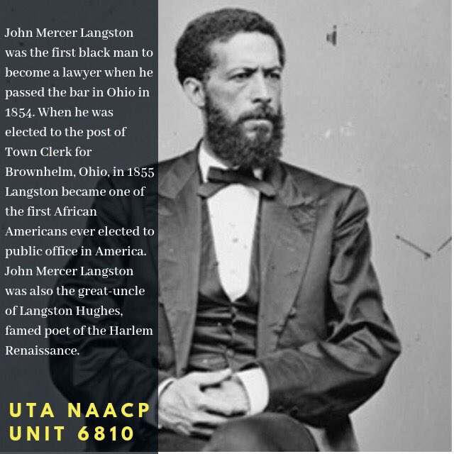 #HappyBlackHistoryMonth reflect on those who paved the way for us today!! #Txnaacpyc Unit #6810