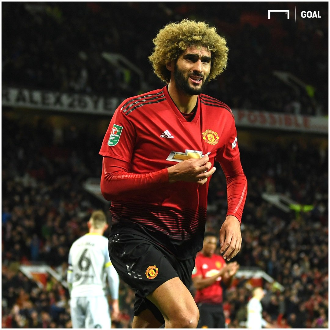 Everton 👕 177 ⚽ 33  Man Utd 👕 177 ⚽ 22 🏆 4  England says goodbye to Marouane Fellaini 👋  One of the most underappreciated players in recent history? 🤔