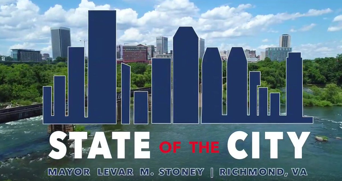 Here is the video played during my State of the City Address last night!  https://youtu.be/w0saCu6HxEk
