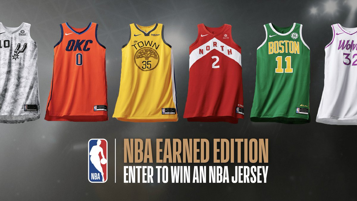 2d3c89ab6bc3 enter the earned edition sweepstakes for a chance to win 1 of 10 nba earned  edition