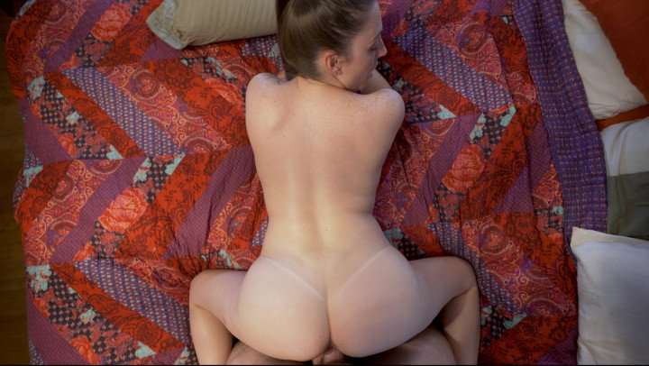Fucking My Sister S Big Tits