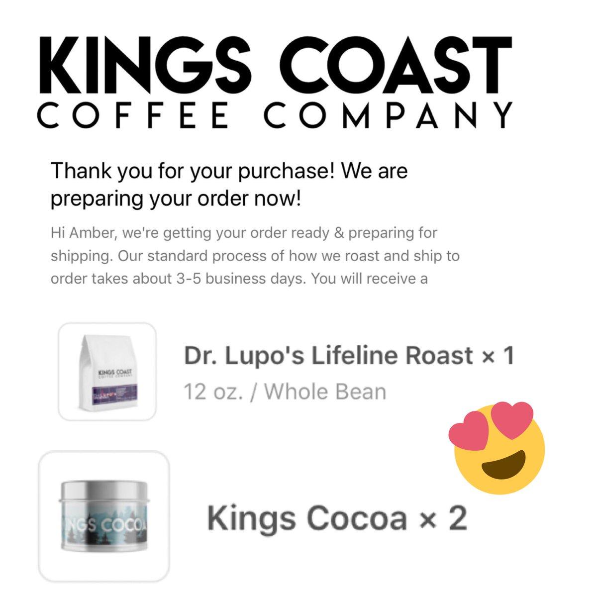 الوسم Kingscoastcoffee على تويتر