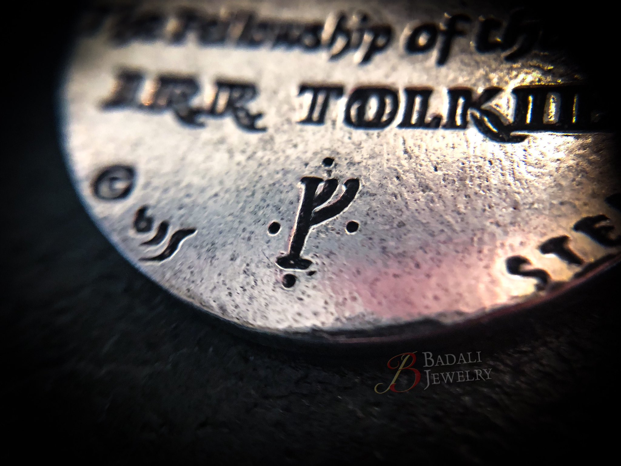 Wisdom of Gandalf All We Have to Decide is What To Do With The Time That is Given To Us Bronze Lord of The Rings Pendant Necklace