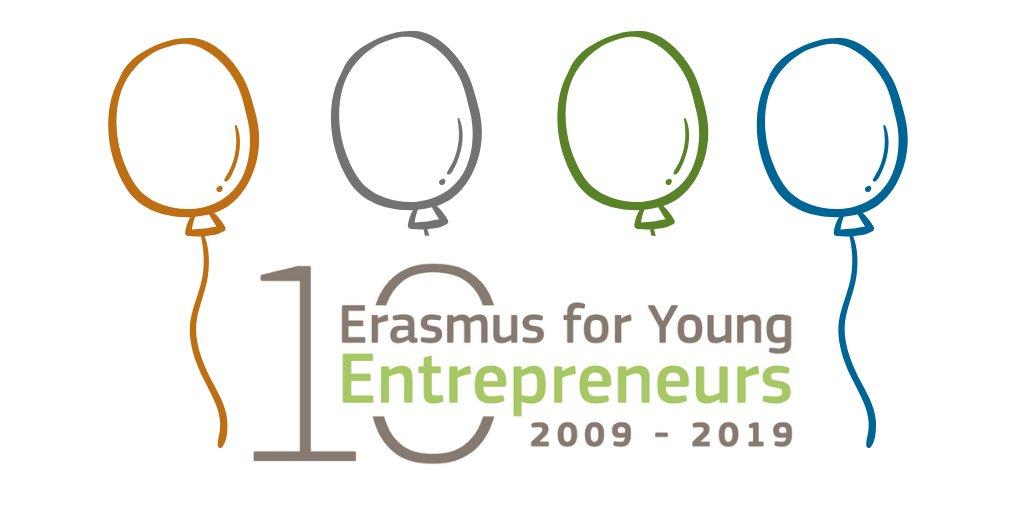 Erasmusentrepreneurs Eyeprogramme Twitter