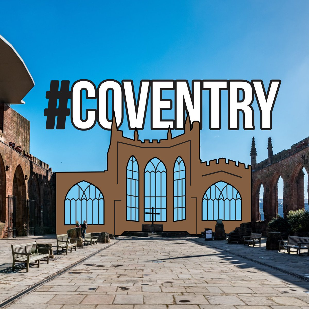 Places To Visit Coventry Uk: Welcome To Coventry Cathedral