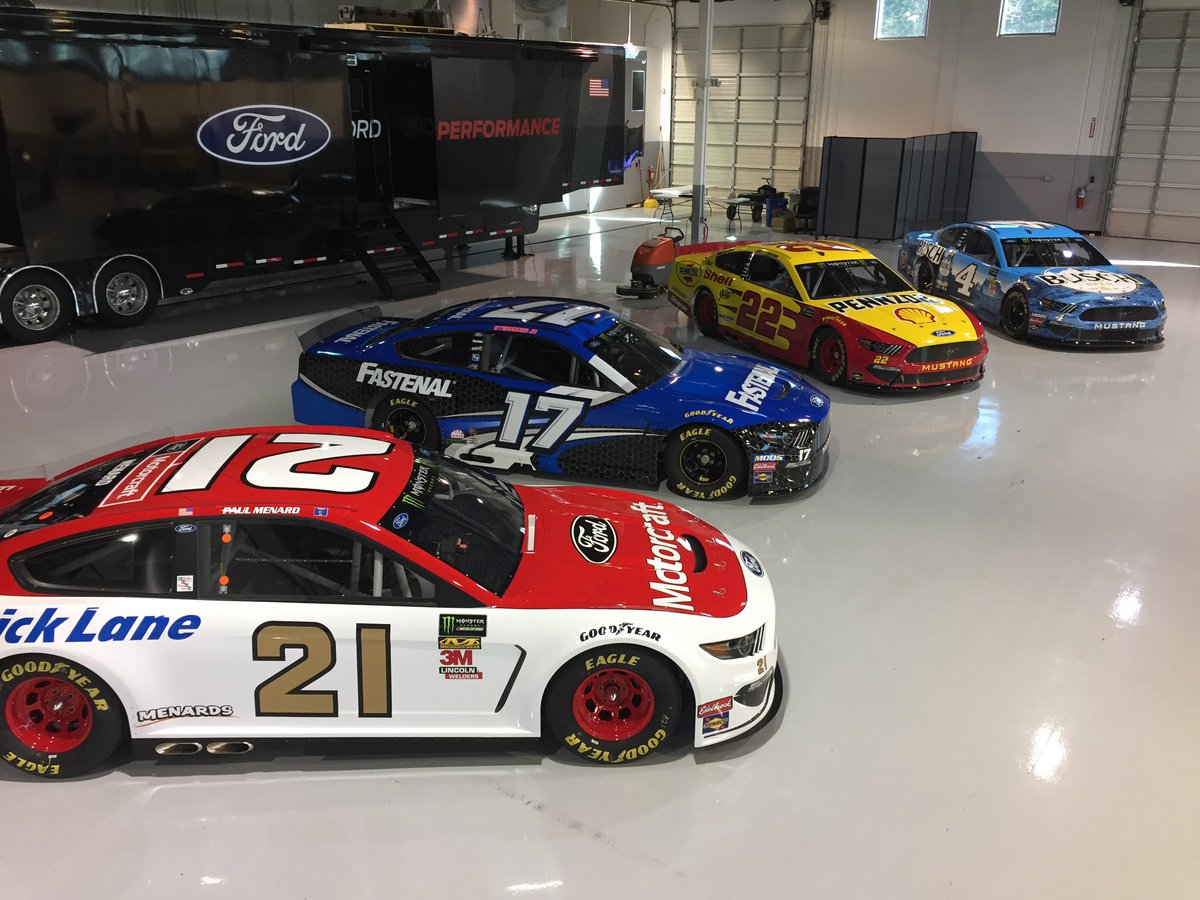 "Wood Brothers Racing on Twitter: ""Here's this year's @MQL_Racing ..."