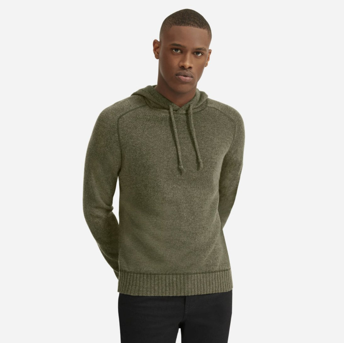 cef52361006c The Heavyweight Cashmere Hoodie https   cl.ly 1bc2f86e2cf8 5. The Cashmere  Rib Raglan https   evrln.co 2DOA4mg 6. The 365 Fleece Relaxed Crew ...