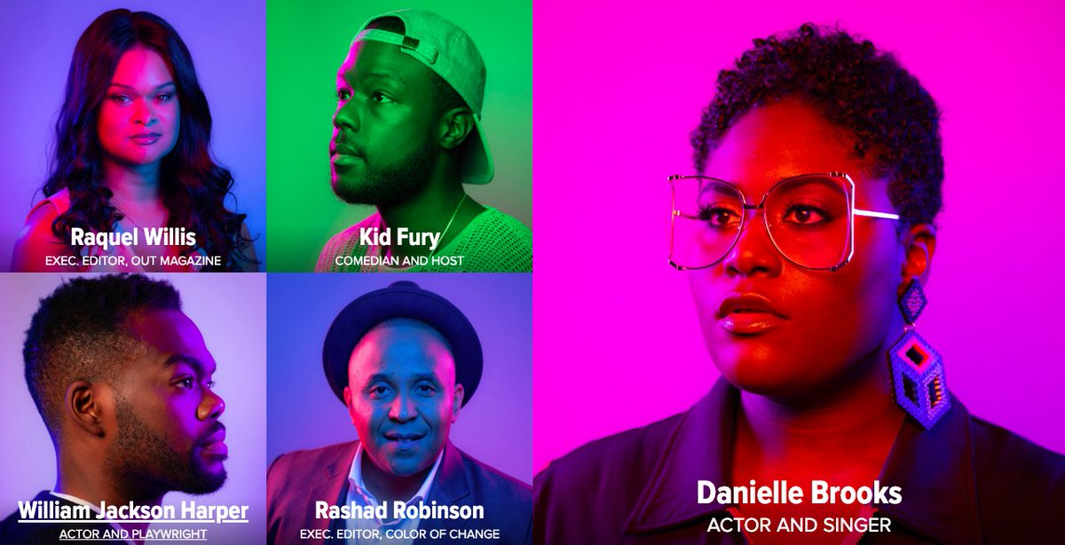 We'll also be rolling out #WeBuiltThis , a portrait series of the black history makers who inspire us today, including @thedanieb , @RaquelWillis_ , @rashadrobinson , @dubjackharper  and @KidFury . More to come throughout February! (📸: Kris Graves).https://t.co/1ntsS1egQp