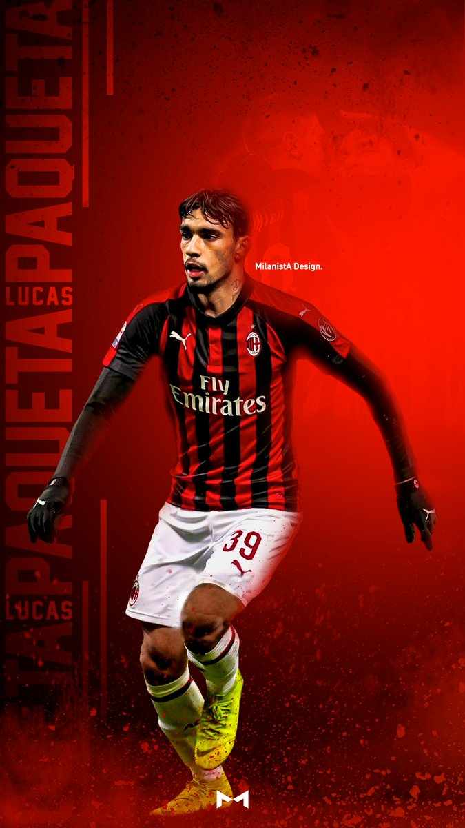 Milanista Design On Twitter Wallpaper At Lucaspaqueta97 Hd