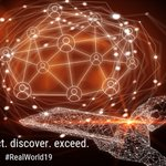 Connect. Discover. Exceed. #RealWorld19 https://t.co/0h2o1tlNwo