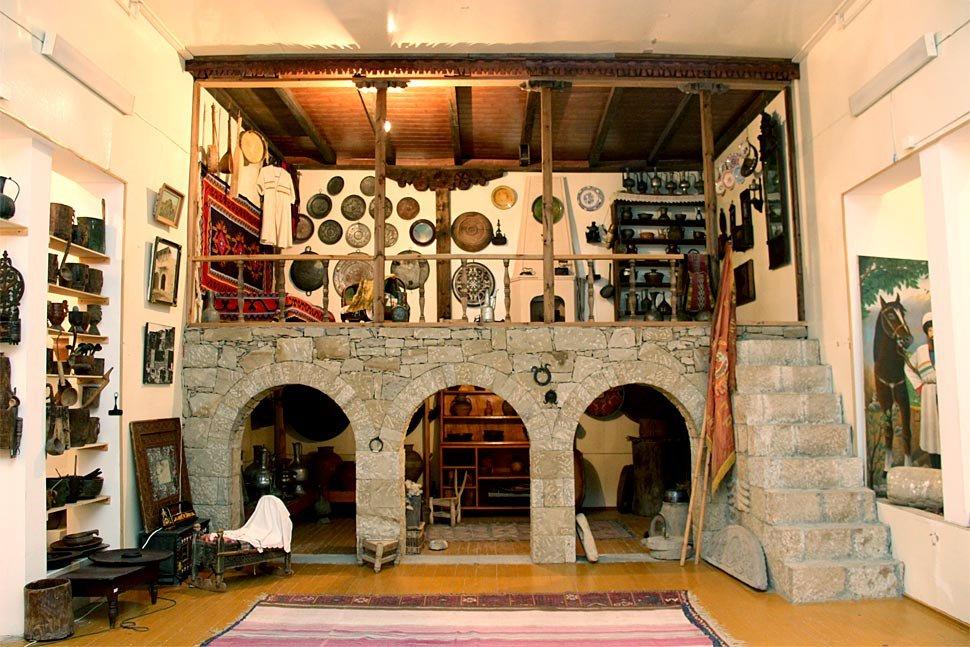 Историко-архитектурный музей Гуниба
