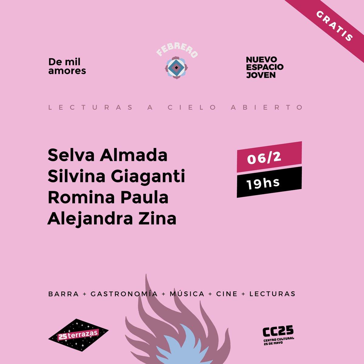 Silvina Giaganti On Twitter Plan Verano Y Lecturas En La