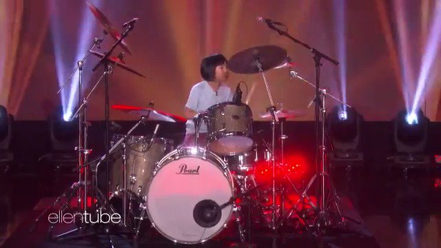 Yoyoka is a brilliant drummer. I'm not sure she'll take to the xylophone. https://t.co/DekBxSXCrc