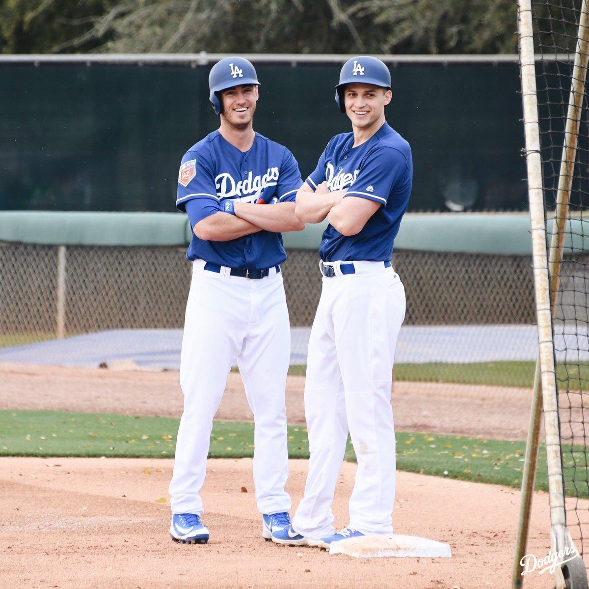#FridayFeeling because baseball returns this month! #DodgersST