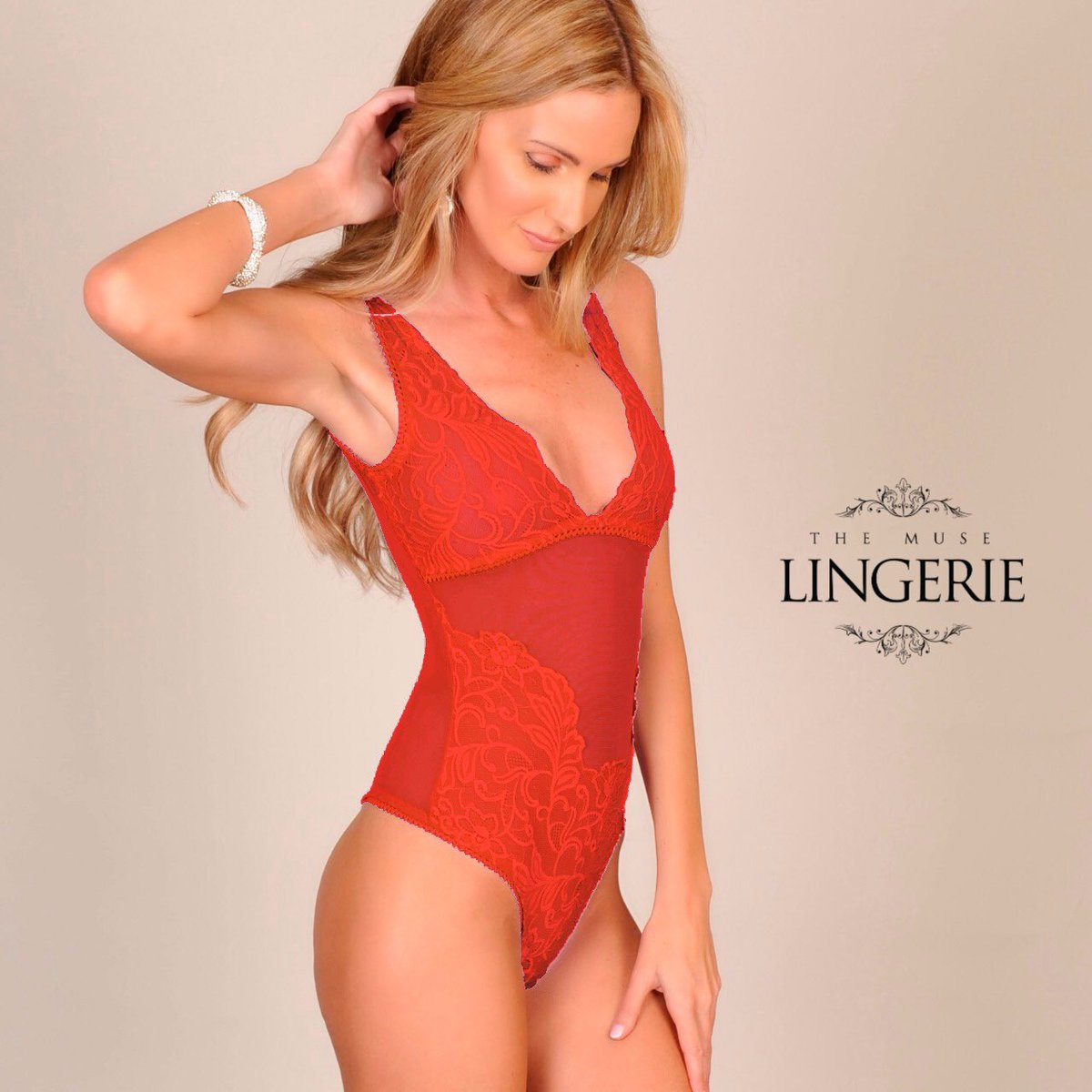"""8ccad65595 Hebe body Red. http   Www.themuselingerie.com """"Made in USA"""" When you place  an order online"""