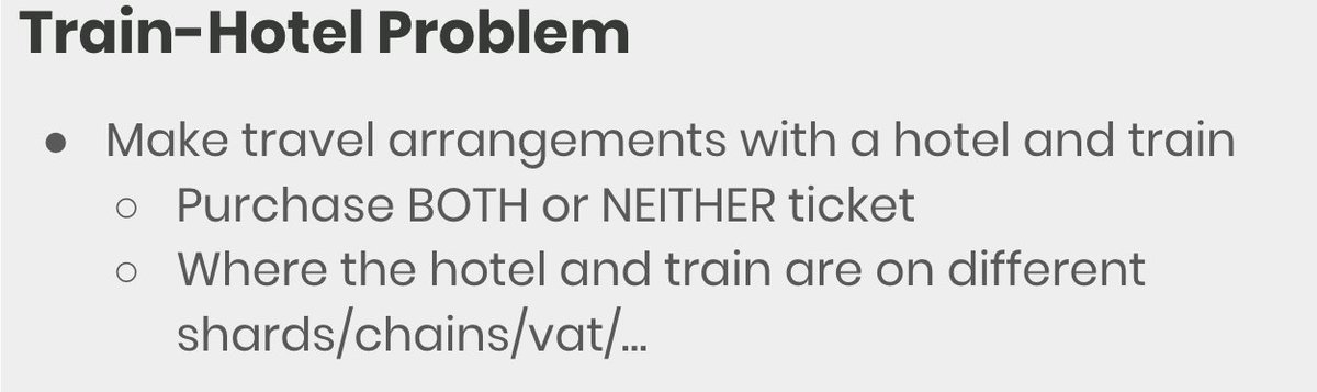 Vat On Train Tickets >> Agoric On Twitter What Is The Train Hotel Problem It