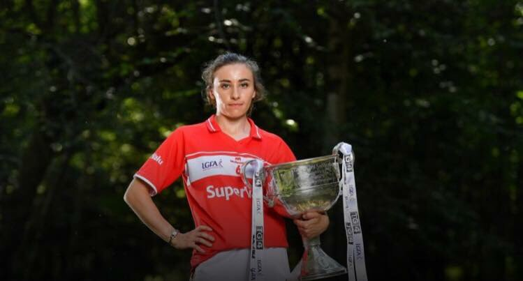 Very best of luck from all in Doheny Ladies Club to our own Melissa Duggan playing for @CorkLGFA V Galway tomorrow in Mallow.  @dohenygaa