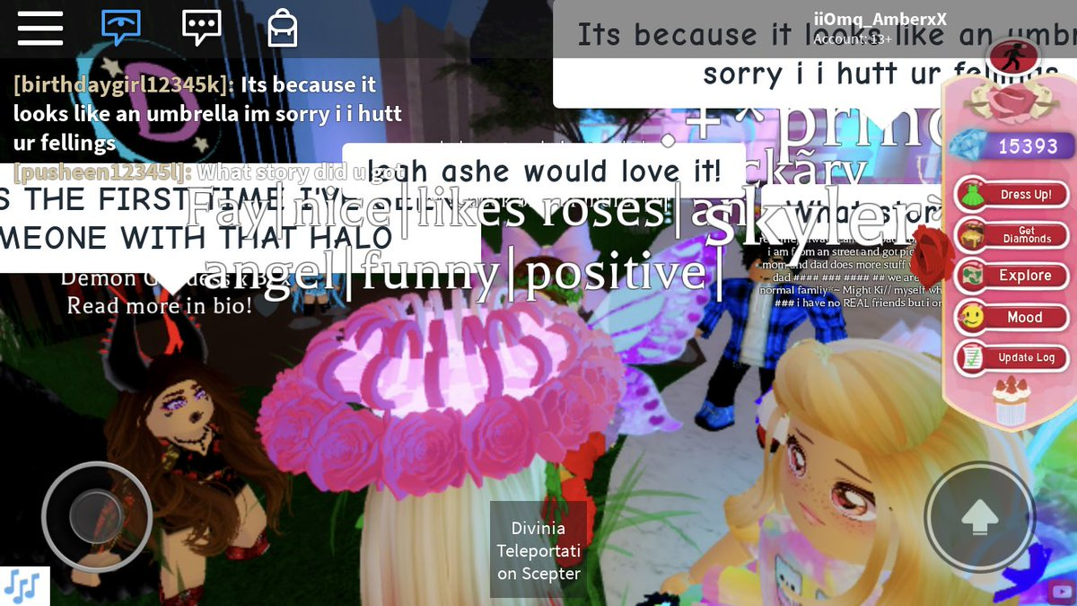 Amber On Twitter Okay So While I Was Rushing On Roblox And