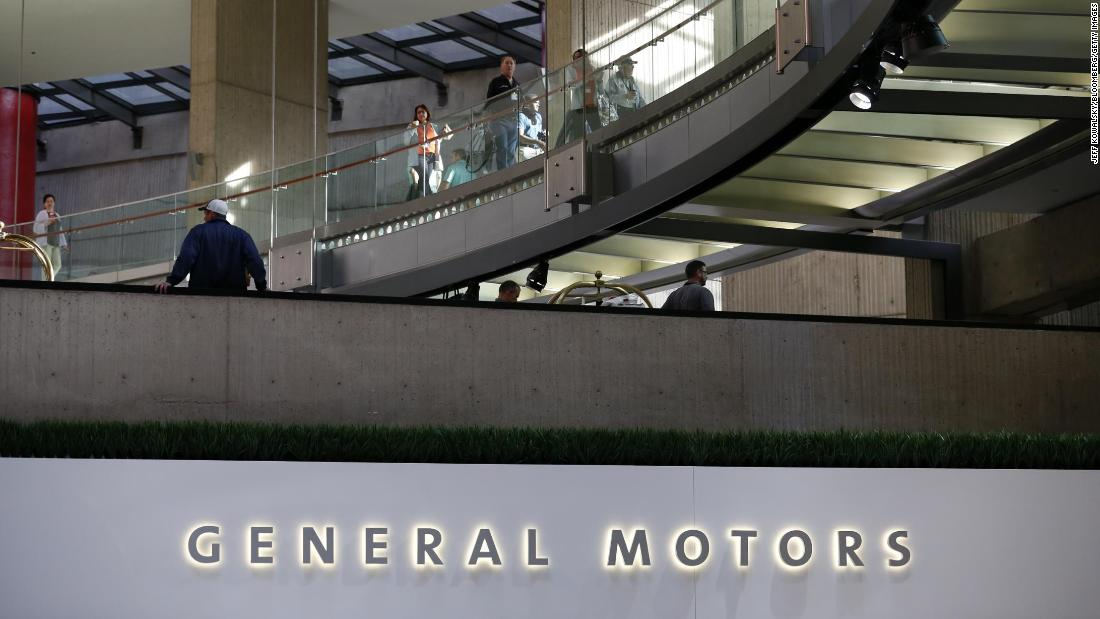 Layoffs for about 4,000 salaried staff at General Motors are due to start Monday https://t.co/TKrgJ21TRv https://t.co/3WrmNev28f