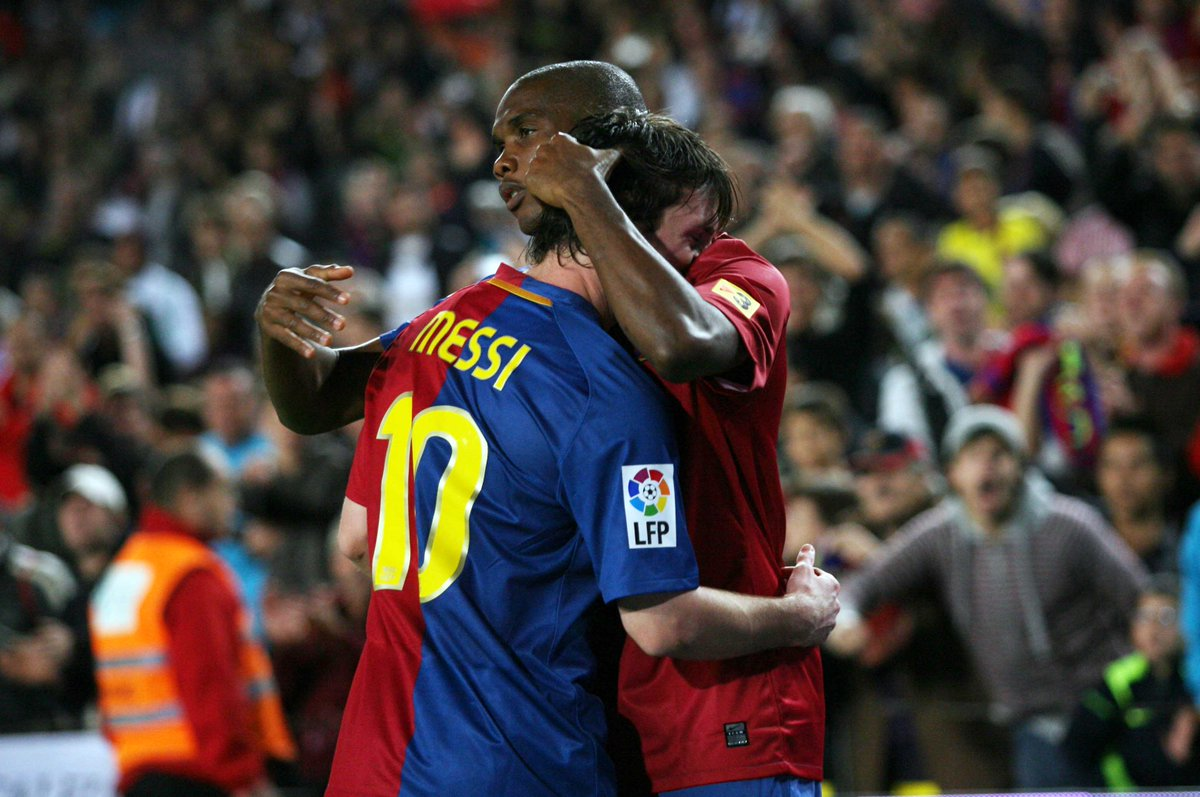 ⚽ #BarçaBestGoalEver 🔥 Hoy, Leo #Messi vs @setoo9 en la última eliminatoria de la primera ronda 🤔 ¿Qué gol es mejor? ¡Vota aquí! 👉 http://ow.ly/7XkT30nxN88  🔵🔴 #ForçaBarça
