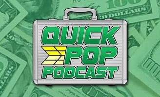 Tonight at 5:30pm PST, for the first time, the Quick Pop Podcast will be recorded live on Twitch!  Join @AceofSpadesCard, Jake, and me as we discuss AEW's effect on the wrestling world, Dean Ambrose, NXT vs WWE Main Roster, #ROHBBH, and more!  https://t.co/hRN9mTBYcj https://t.co/HjaZdKYe4o