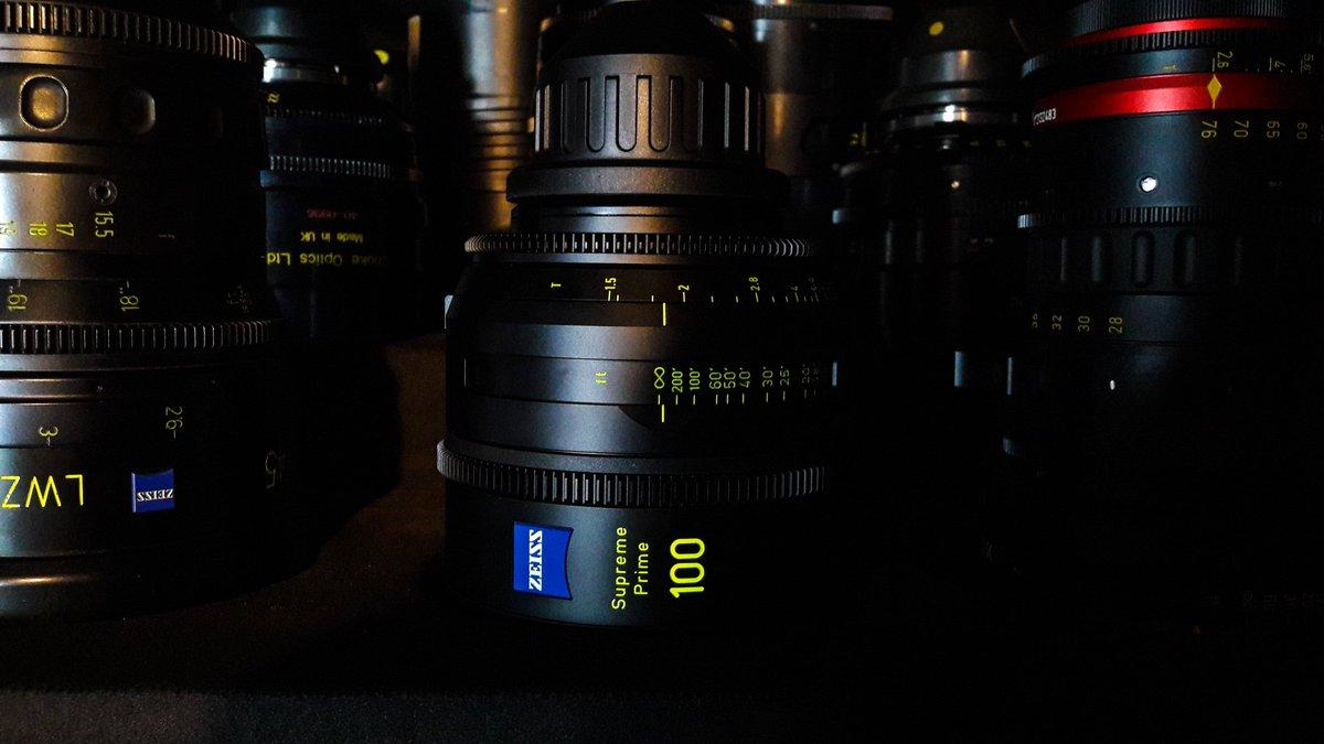 4e0cdde213f29 El Lente Supreme Prime 100 mm T1.5 se une a la familia de óptica