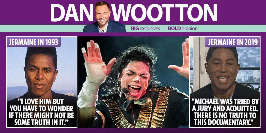Let's start being honest about this deeply uncomfortable situation - Michael Jackson was a dangerous pervert who hid his obsession with young boys in plain sight. As I've uncovered, even his brother Jermaine had suspicions https://t.co/JTymwKuCdp https://t.co/EE7LdV5ZfI