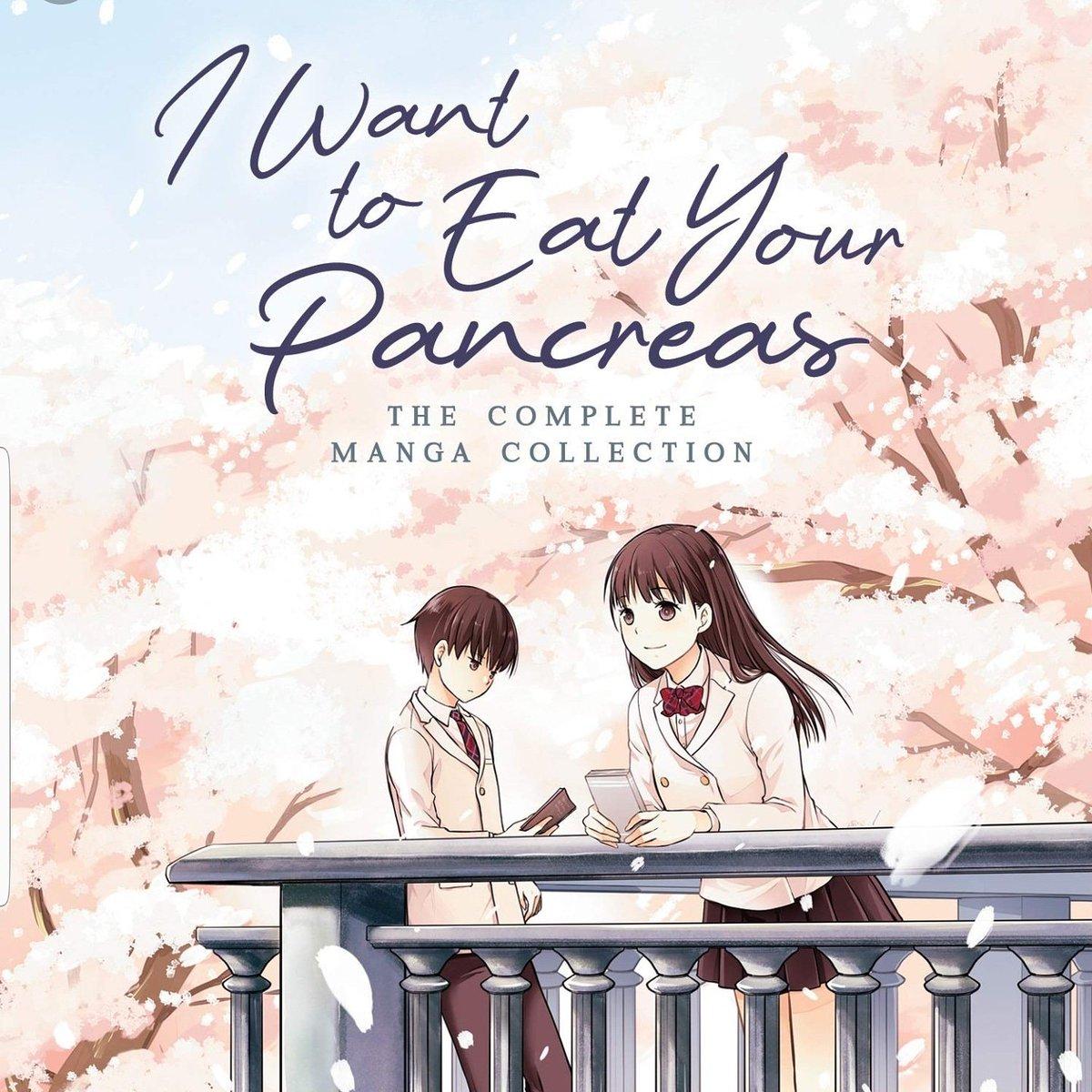Манга Kimi no Suizou wo Tabetai / I Want to Eat Your Pancreas marvelmuvie