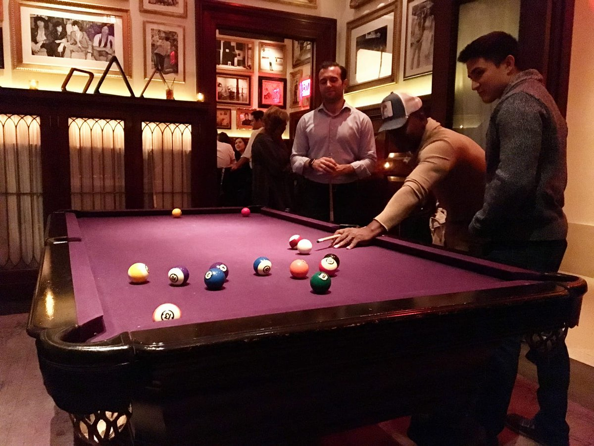 Keeping warm with Friday night pool night #PolarVortex @nycEDITION @EDITIONHotels #nycEdition #TheClocktower #styletravel http://Unnamedproject.com