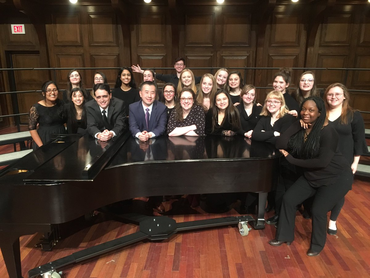 a day in Providence for the FHS Chamber Chorus