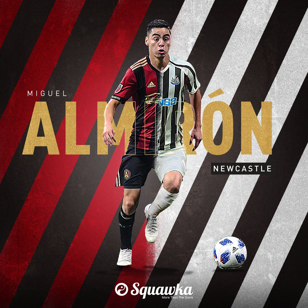 Able Accounts Make Debut >> Squawka News On Twitter Explained Why Miguel Almiron May Not Be