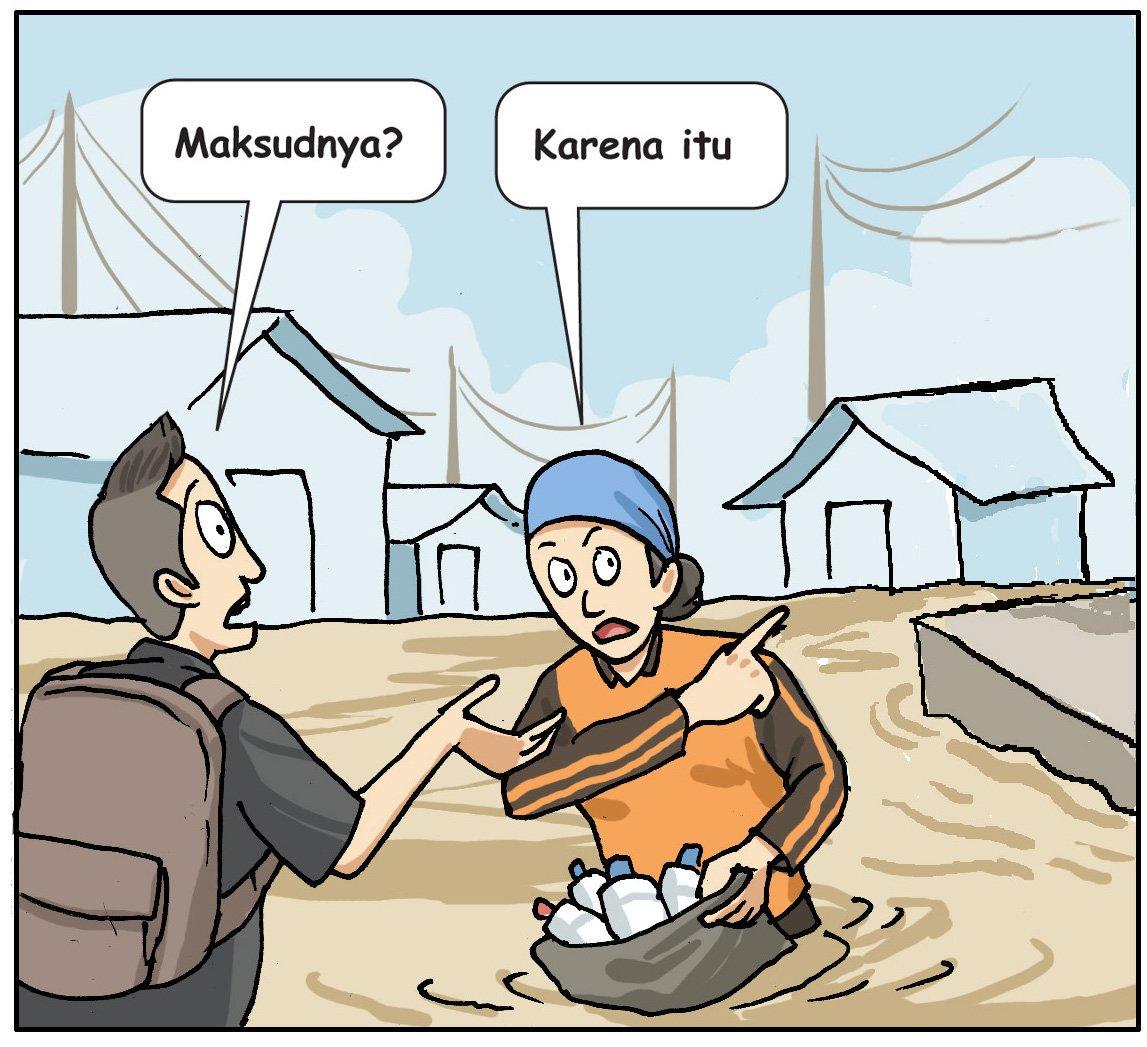 Medcomid En Twitter Mau Bebas Banjir Tapi Kok Masih Buang Sampah Sembarangan Jangan Ditiru Ya Gaes Memed Komikmemed Comicmemed Komik Comic Komiklucu Komikkocak Memelucu Buangsampah Banjir Https T Co Dtzglrj2wg
