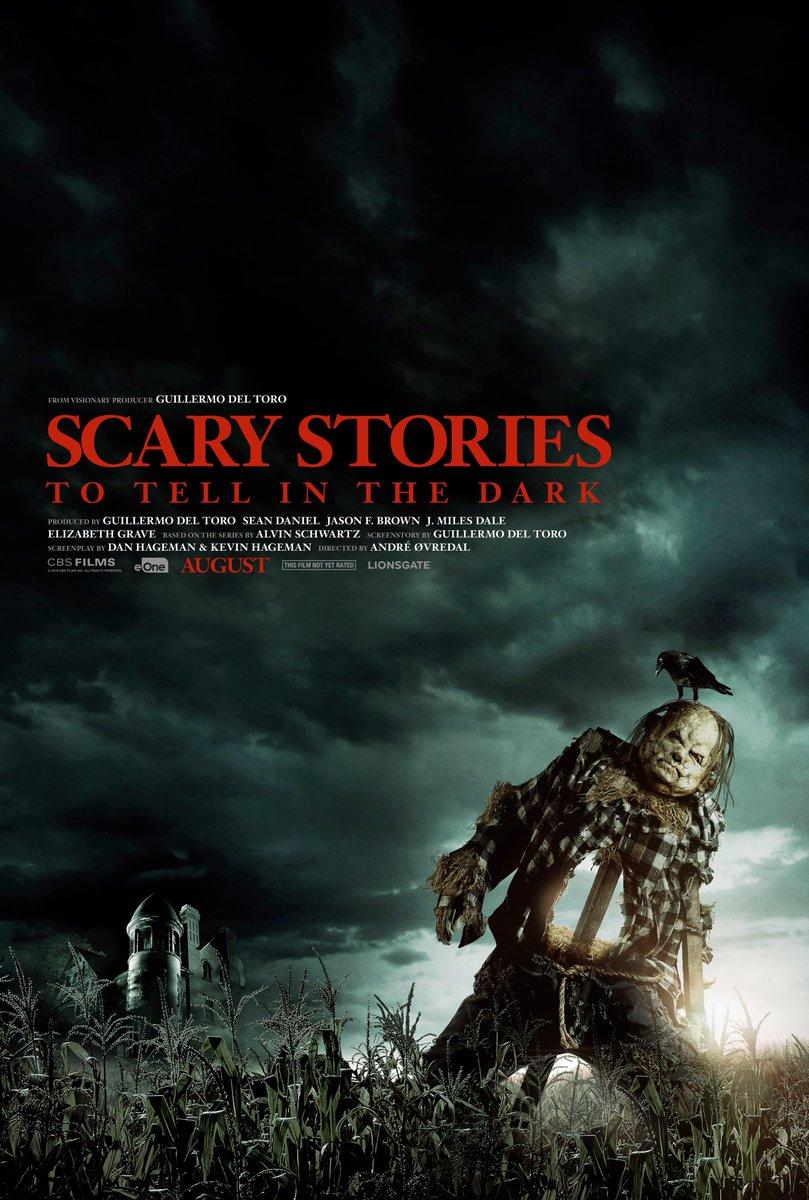 吉勒摩·戴托羅主導的知名恐怖兒童文學《夜晚的恐怖故事》改編電影預告片釋出!!
