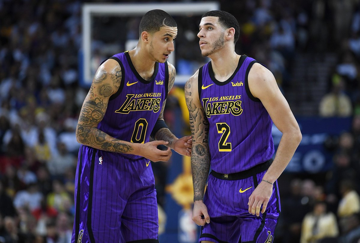 095d5bca1 lakers first offer to pelicans for ad per lonzo ball kyle kuzma rajon rondo  michael beasley