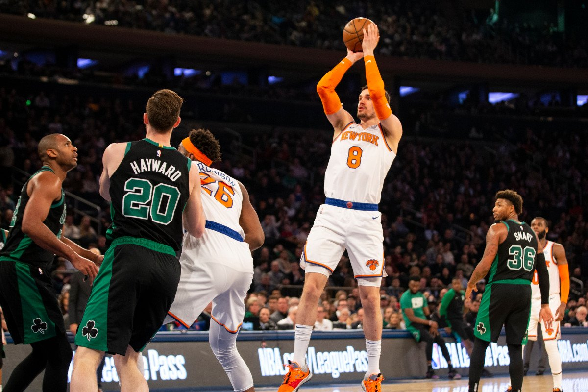 Mario Hezonja disappointed he never got to play with Porzingis https://t.co/Gu6u0LLsRy