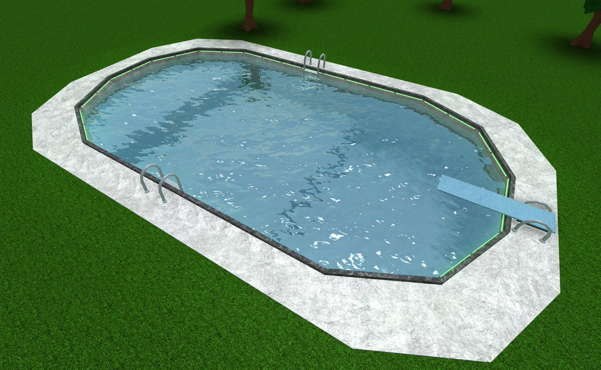 How To Build A Pool In Bloxburg Roblox Froggyhopz On Twitter I Figured I Would Share A Little Tip With