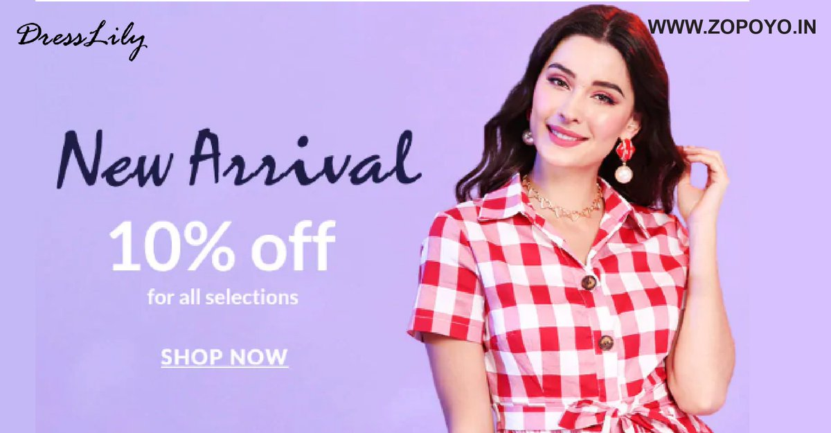 bc2ceadb7be Express your Love with  DressLilycom this  valentinesday. And get 10% OFF  on New Arrival. Click Here  https   goo.gl j4FcMc  DresslilyCoupons ...