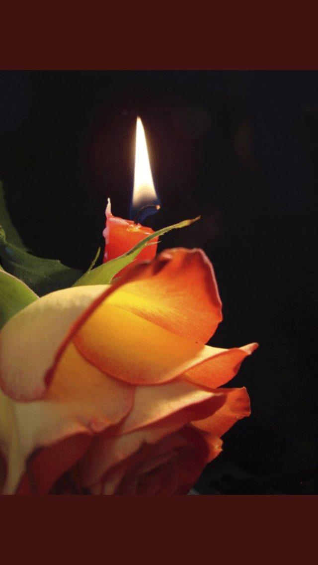 Гифки свеча вечная память, отправить