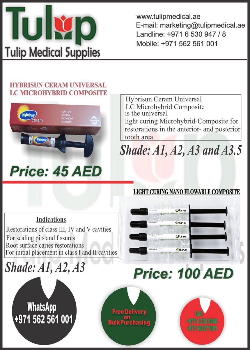 Tulip Medical Supplies - Global (@GlobalTulip) | Twitter
