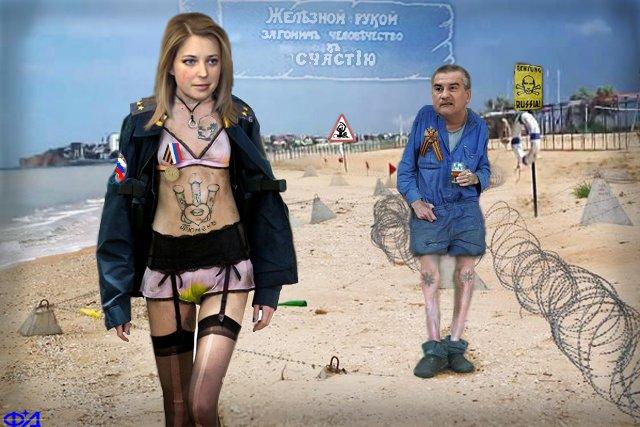 РФ должна заплатить за оккупацию Крыма, вмешательство в выборы в США и отравление Скрипалей, - глава Минобороны Британии Уильямсон - Цензор.НЕТ 6357