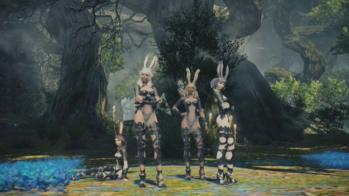 FINAL FANTASY XIV: Shadowbringer finally introduces Viera as