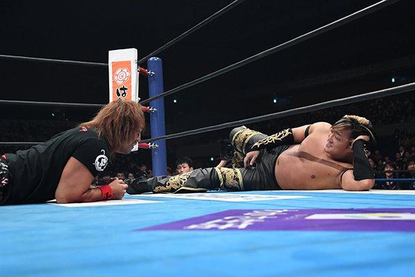 "NJPW: ""The New Beginning in Sapporo""- Día 1 3"