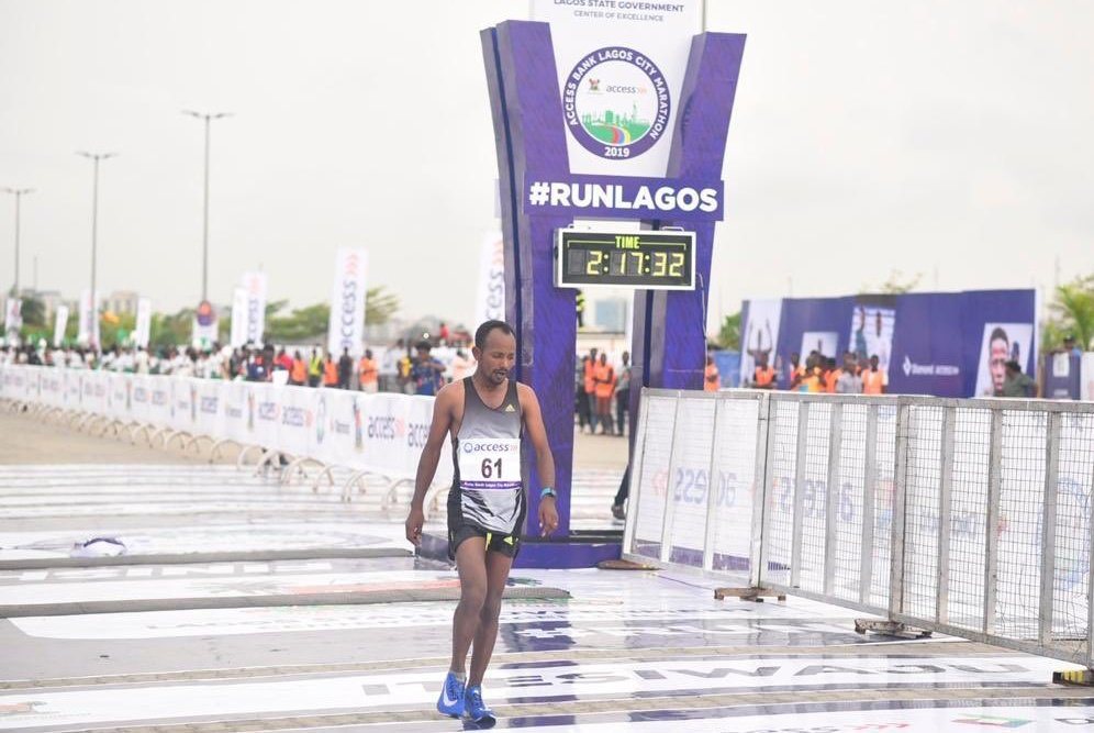 DyZVlfgWkAAADvU - Here Is What Nigerians Are Saying After Ethiopians Dominated The Lagos City Marathon Race Today