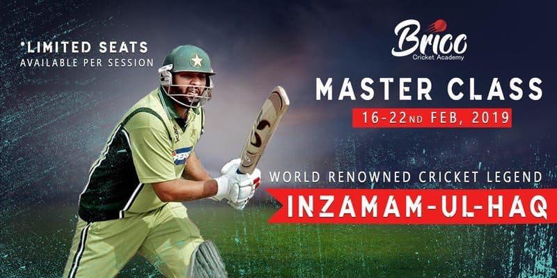 Honoured to announce that I will be in Seattle, USA for this exciting Masterclass tour with Bricc. I will also be speaking to India-Pakistan community and share some memories of my cricket life. #SayaCorporation #CricketWithOutBoundaries #MasterClass #Coaching