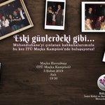 Image for the Tweet beginning: Değerli BALdaşlar,  Bizi bir araya getiren