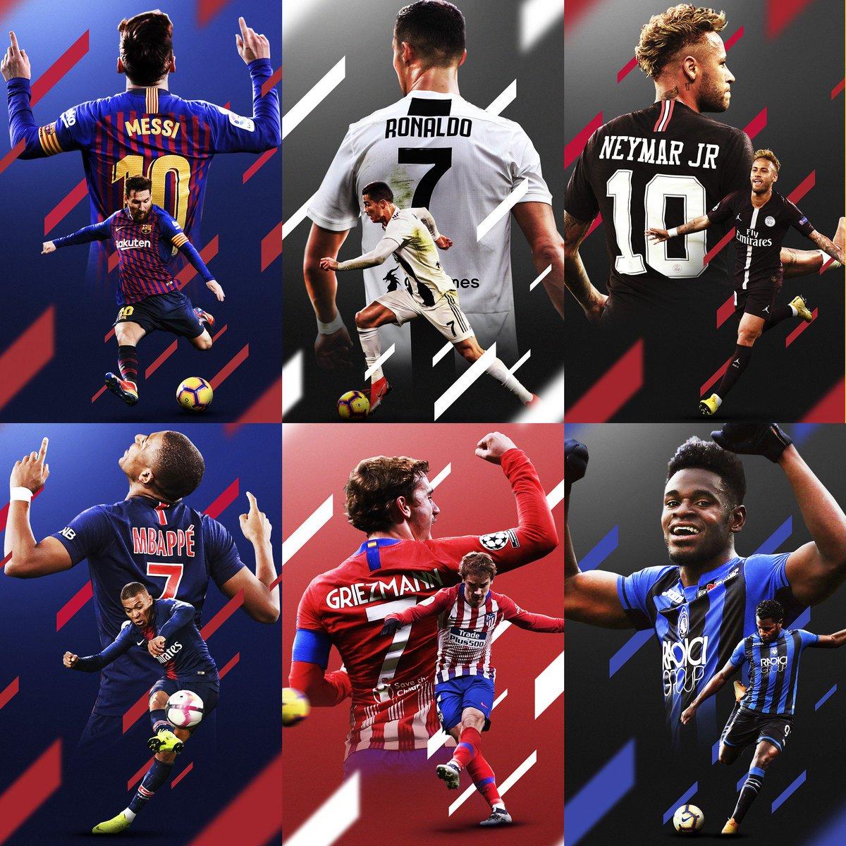 Emilio Sansolini On Twitter Some Messi Ronaldo Neymar